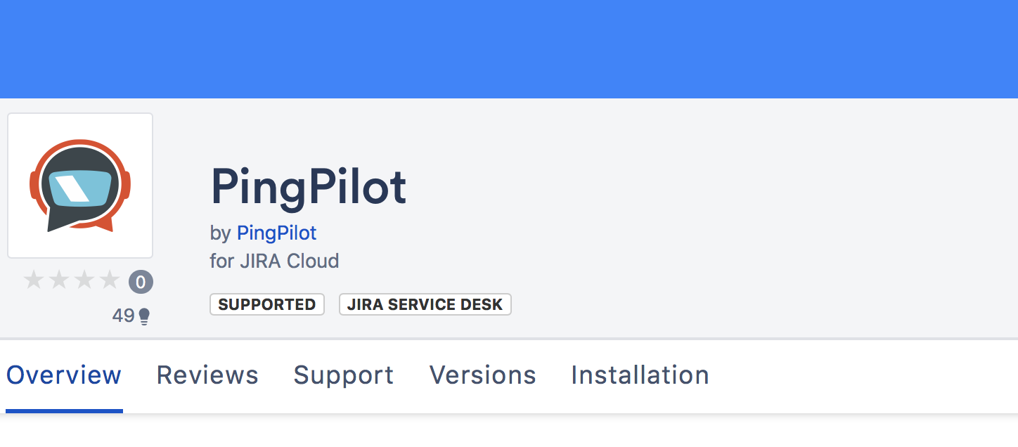 Install the App : JIRA Service Desk: Add Voice, SMS, Chat, Video, and Email Channels