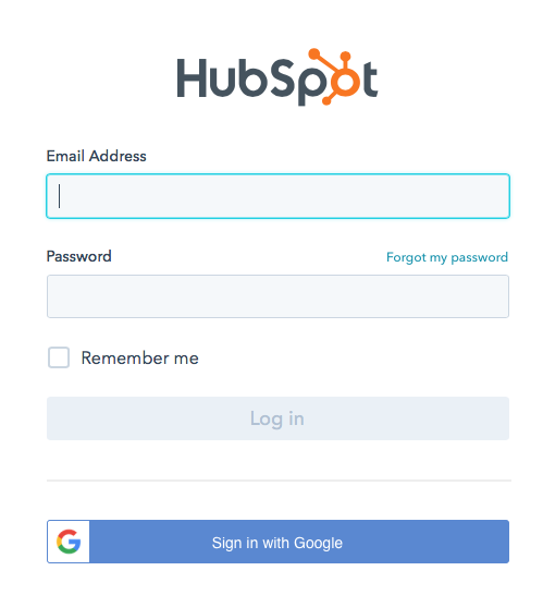 Sign in : Hubspot: Add Voice, SMS, Chat, Video, and Email